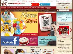 1-800-Bakery 優惠折扣碼