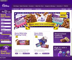 Cadburygiftsdirect 優惠折扣碼