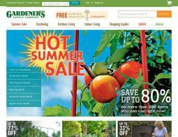 Gardeners 優惠折扣碼