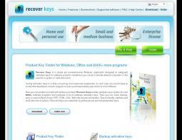 Recover-Keys