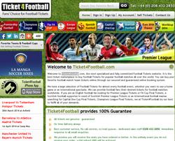 Ticket4Football