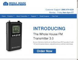 Wholehousefmtransmitter